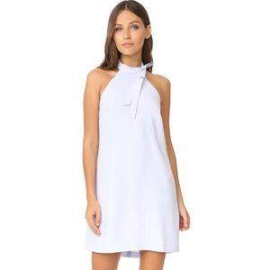 NEW! Club Monaco Bowee Dress 00 Light Blue $198